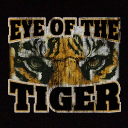 eye of the tiger rocky: